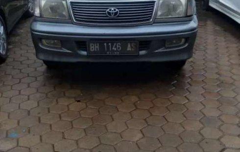 Jual Toyota Kijang Krista 2002 harga murah di Sumatra Selatan