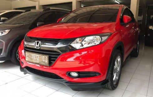 Jawa Timur, Honda HR-V E CVT 2018 kondisi terawat