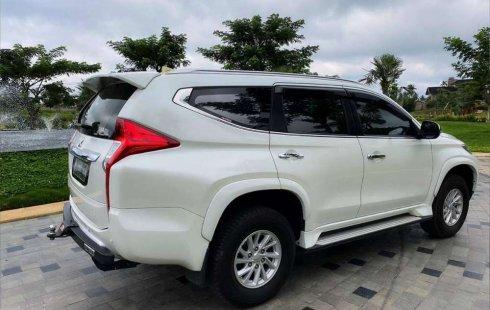 Jual Mitsubishi Pajero Sport Exceed 2016 harga murah di Jambi