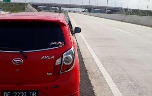 Dijual mobil bekas Daihatsu Ayla X Elegant, Lampung