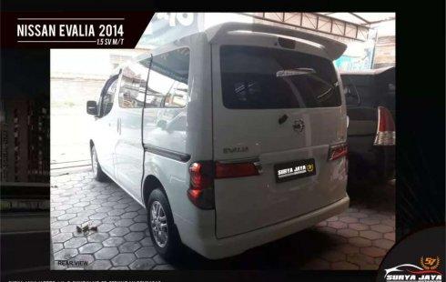 Dijual mobil bekas Nissan Evalia SV, Bali