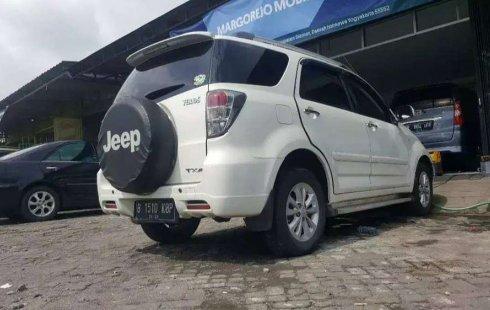Jual Daihatsu Terios TX 2013 harga murah di DIY Yogyakarta