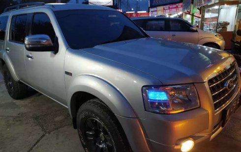Jual mobil Ford Everest XLT 2008 bekas, Riau