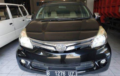 Mobil Toyota Avanza G 2013 dijual, DIY Yogyakarta