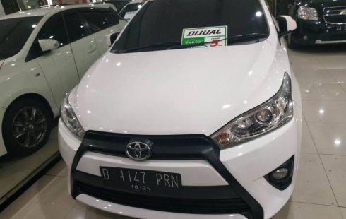 Diijual mobil Toyota Yaris TRD Sportivo 2014 bekas murah, Jawa Tengah