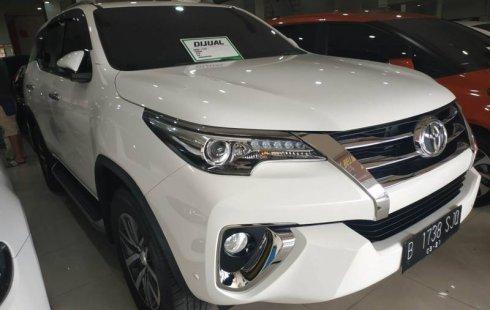 Dijual mobil Toyota Fortuner VRZ 2016 dengan harga terjangkau, Jawa Tengah