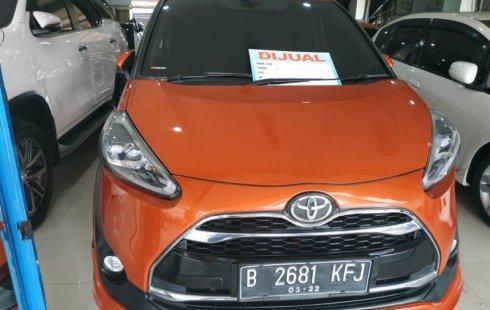 Jual mobil Toyota Sienta Q 2016 terawat di Jawa Tengah
