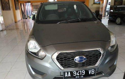 Jual cepat mobil Datsun GO+ Panca 2014 di Jawa Tengah