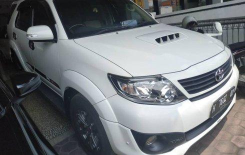 Mobil bekas Toyota Fortuner G TRD 2014 dijual, Jawa Tengah