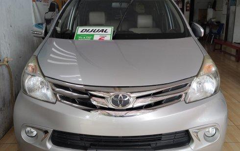 Jual Cepat Mobil Toyota Avanza G 2014 di DKI Jakarta
