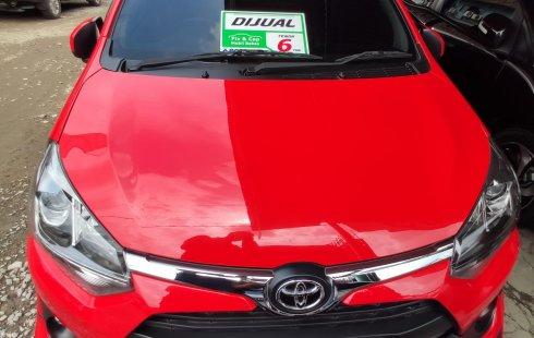 Jual Cepat Toyota Agya TRD Sportivo 2018 di Jawa Barat