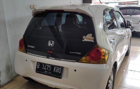 Jual Cepat Mobil Honda Brio E 2013 di DKI Jakarta