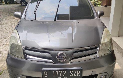 Jual Cepat Mobil Nissan Grand Livina XV 2012 di Jawa Barat