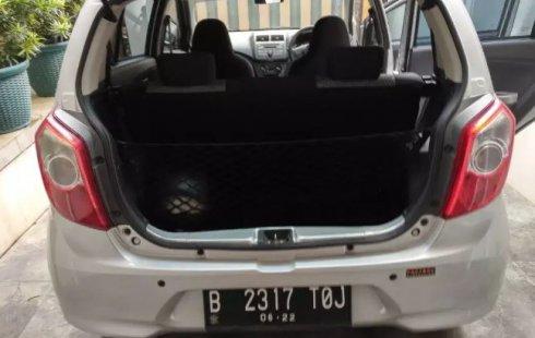 Jual Cepat Mobil Daihatsu Ayla X 2017 di DKI Jakarta