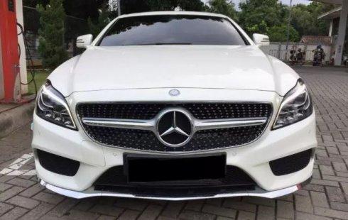 Jual Cepat Mobil Mercedes-Benz CLS CLS 400 2015 di DKI Jakarta