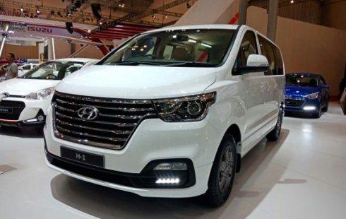 Ready Stock Hyundai H-1 Elegance CRDi 2020 di DKI Jakarta