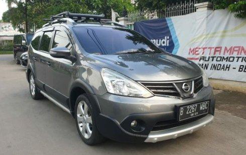 Jual Cepat Mobil Nissan Grand Livina X-Gear 2013 di Bekasi