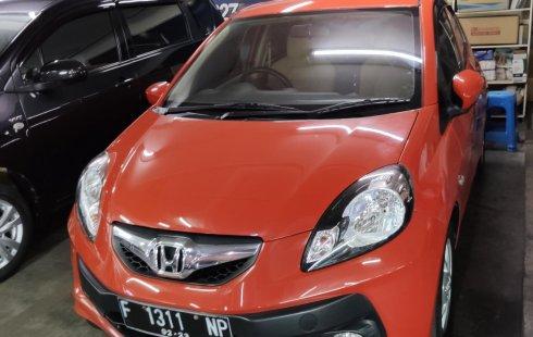 Jual Cepat Mobil Honda Brio VTEC 2013 di DKI Jakarta