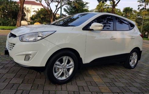 Jual mobil Hyundai Tucson GLS AT 2011 murah di Banten