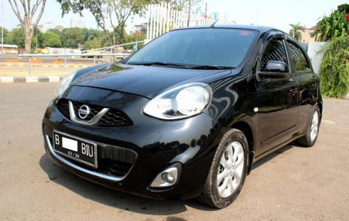 Jual mobil Nissan March 1.5 2014 bekas di DKI Jakarta