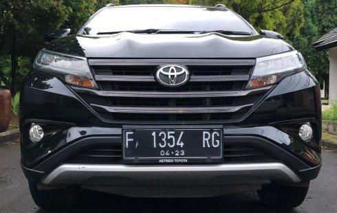 Jual Cepat Mobil Toyota Rush G 2018 di Bekasi