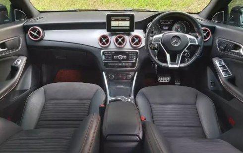 Jual Cepat Mobil Mercedes-Benz CLA 200 2014 di Tanggerang Selatan