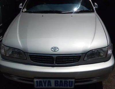 Jual Cepat Toyota Corolla 1.8 SEG 2001 di Depok