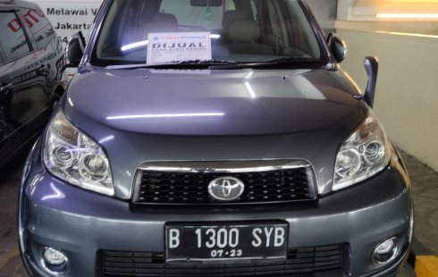 Jual Cepat Toyota Rush S 2013 di DKI Jakarta