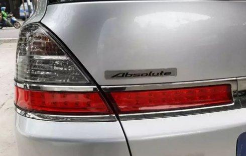 Jual Cepat Honda Odyssey Absolute V6 automatic 2007 di DKI Jakarta