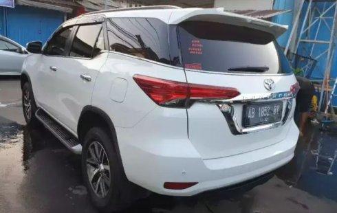 Jual Cepat Mobil Toyota Fortuner VRZ 2017 di DKI Jakarta