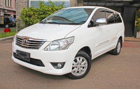 Jual Cepat Toyota Kijang Innova 2.0 G 2012 di DKI Jakarta