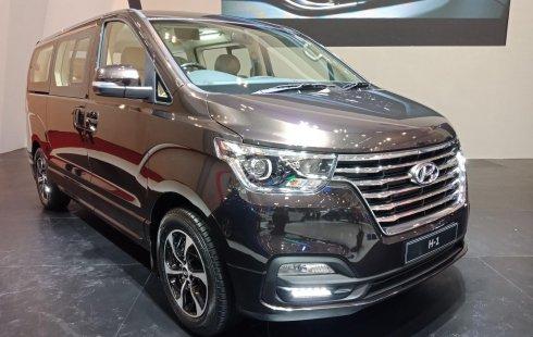 Banten, Hyundai H-1 XG 2.5 CRDi 2020 Promo Diskon Murah Dp Credit 0 %