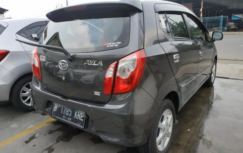 Jual mobil Daihatsu Ayla X AT 2015 bekas di Jawa Barat
