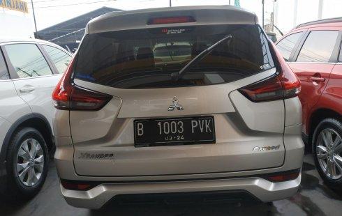 Jual cepat mobil Mitsubishi Xpander EXCEED AT 2018 di Jawa Barat