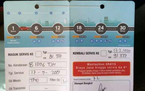 Toyota Fortuner 2014 Jawa Barat dijual dengan harga termurah