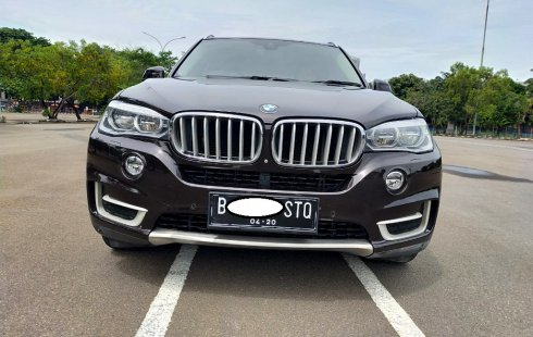 Mobil BMW X5 xDrive35i xLine 2015 dijual, DKI Jakarta
