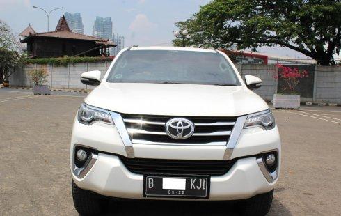 Dijual mobil Toyota Fortuner VRZ 2017 bekas terbaik, DKI Jakarta
