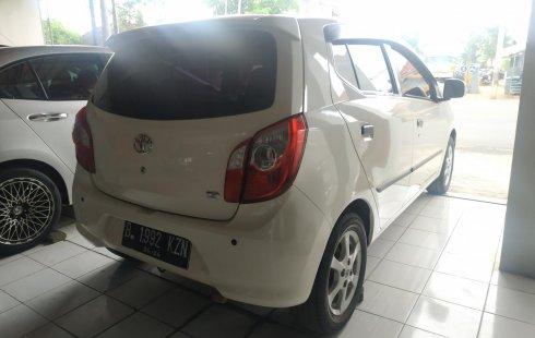 Mobil Toyota Agya G MT 2014 dijual, Jawa Barat