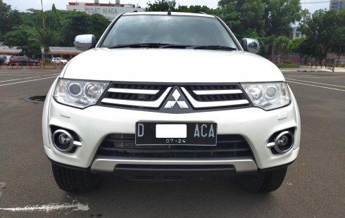 Jual mobil Mitsubishi Pajero Sport Dakar 2.4 Automatic 2014 dengan harga murah di DKI Jakarta