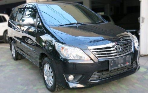 Jual mobil Toyota Kijang Innova 2.5 G Diesel 2012 bekas di Jawa Timur