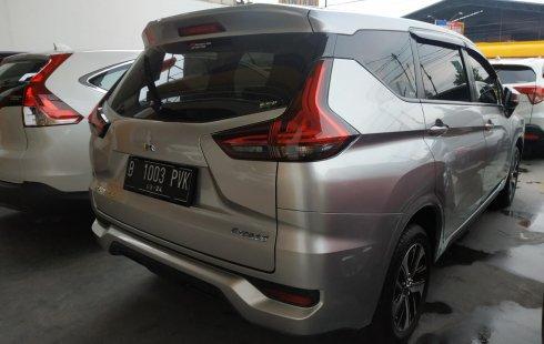 Dijual mobil bekas Mitsubishi Xpander EXCEED AT 2017, Jawa Barat