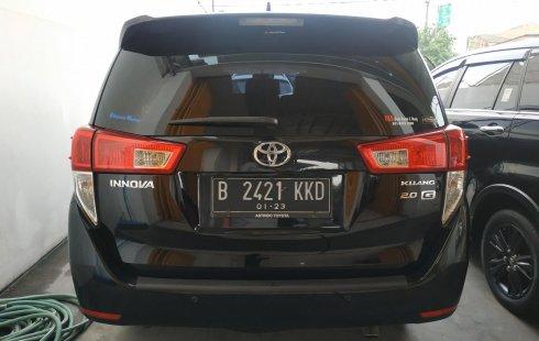 Mobil Toyota Kijang Innova 2.0 G AT 2018 dijual, Jawa Barat