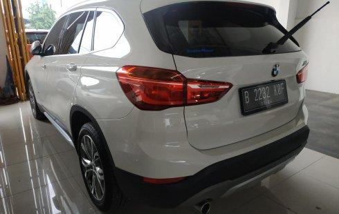 Jual mobil BMW X1 sDrive18i xLine AT 2014 murah di Jawa Barat
