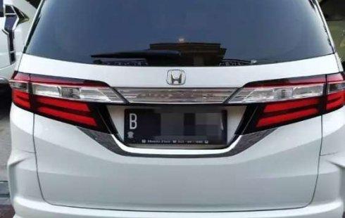 Jual Honda Odyssey Prestige 2.4 2017 harga murah di Jawa Timur
