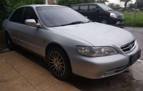 Jual mobil bekas murah Honda Accord VTi 2001 di DKI Jakarta