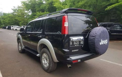 Dijual mobil bekas Ford Everest XLT, Banten
