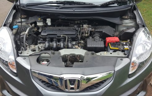 Jual mobil Honda Brio Satya E MT 2014 terawat di Jawa Barat