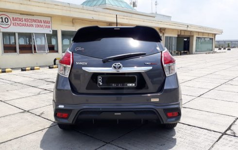 Jual mobil Toyota Yaris TRD Sportivo 2016 murah di DKI Jakarta