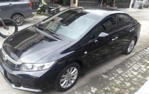 Jual Cepat Mobil Honda Civic 1.8 2012 di DKI Jakarta
