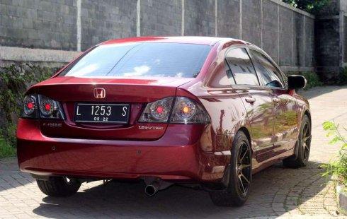 Jual cepat Honda Civic 1.8 2006 di Jawa Timur
